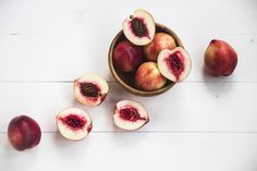 The effects of nectarines on the mind, body, and soul