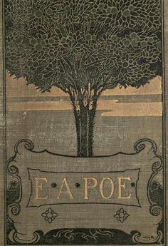 ≈ Beautiful Antique Books ≈ Poe poems
