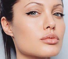 Angelina Jolie Makeup Lips