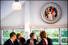 Wasing Park wedding reception