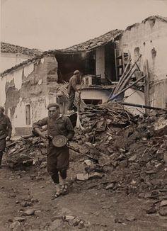 elrectanguloenlamano: LA GRANJUELA (CÓRDOBA): GERDA TARO JUNE 1937; bataillon Chapaiev