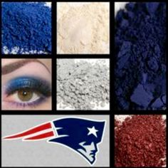 NFL NE Patriots Younique Pigments