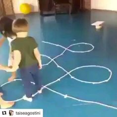 Childcare Activities, Gross Motor Activities, Preschool Learning Activities, Infant Activities, Preschool Classroom, Family Fun Games, Kids Party Games, Indoor Activities For Kids, Exercise For Kids