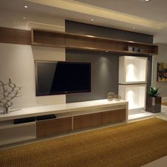 Tv Wall Units Contemporary And Stylish Tv Unit And Wall Cabinet Composition In, Wall Units Amazing Television Wall Units Marvellous Television, 18 Best Tv Wall Units With Led Lighting That You Must See, Living Room Partition Design, Living Room Tv Unit Designs, Room Partition Designs, Tv Wall Design, Lcd Panel Design, Tv Unit Furniture Design, Modern Tv Wall Units, Tv Unit Decor, Muebles Living