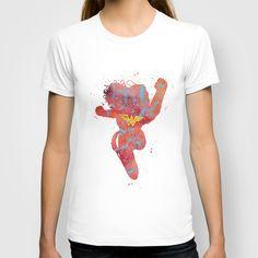 Wonder Woman Superhero T-shirt - $22