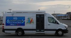 Ocean City (N.J.) Free Public Library bookmobile.