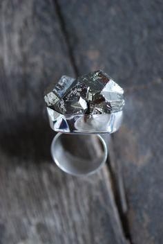 Gold Miner's Ring