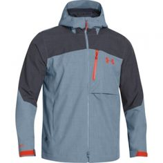 Find the Under Armour Men's ArmourStorm Admiral Jacket - Solder/Gray by Under Armour at Mills Fleet Farm.  Mills has low prices and great selection on all Coats & Jackets.