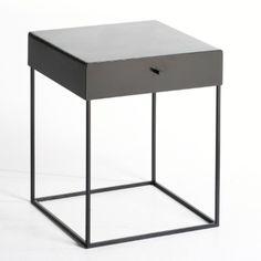 Plus de 1000 id es propos de table chevet sur pinterest tables detroit e - Table de chevet ampm ...