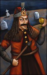 Vlad the Impaler from The Raucous Royals