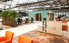 Kantoorinrichting Van Hypernuit : 154 best office space images design offices modern offices