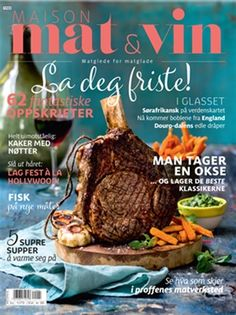 Abonnement på Maison Mat & Vin
