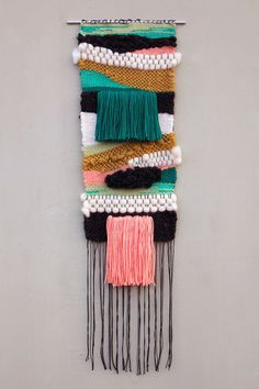 Pretty weaving work