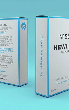 2 | Why Printer Ink Should Be Packaged Like Chanel No. 5 | Co.Design | business + design