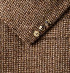 A.P.C. Harris Tweed Jacket
