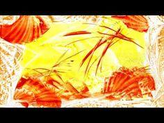 Sylvie Králová Aramejský otčenáš - YouTube Tapestry, Youtube, Painting, Hanging Tapestry, Tapestries, Painting Art, Paintings, Painted Canvas, Needlepoint