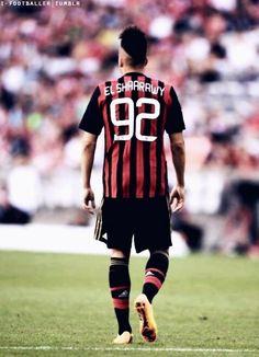 Stephan El Shaarawy. Milan