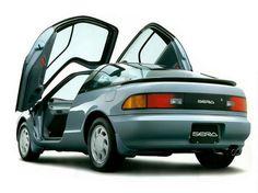 Toyota Sera – Retka krilata vrsta - Trio Driver Blog