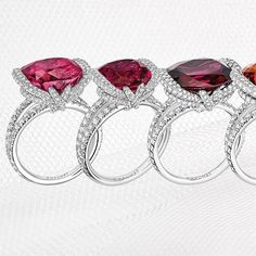 burst of luscious colours for this bouquet of Liens solitaire rings! Only at Chaumet Bridal store for a few days left. Round Solitaire Engagement Ring, Diamond Solitaire Rings, Beautiful Wedding Rings, Beautiful Engagement Rings, Multi Coloured Rings, Sparkly Jewelry, High Jewelry, Daisy Ring, Chaumet