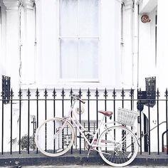 Pretty walks & cute bikes. Can't wait for Summer so I can ride mine! by melissa.araujo