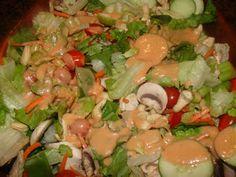 the preppy paleo: Ginger Salad Dressing