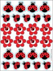Ladybug Sticker Sheets