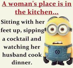 Hilarisch....