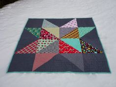 chezzetcook modern quilts: Quilts & Things I've Made