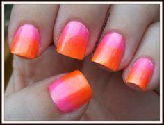 sunrise nails