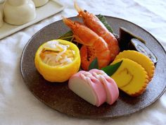 Pin on おせち Cantaloupe, Nihon, Meals, Fruit, Ethnic Recipes, Japan, Food, Kitchen, Pictures