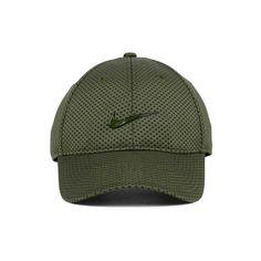 Nike Casquette Snapback Futura Vert Blanc