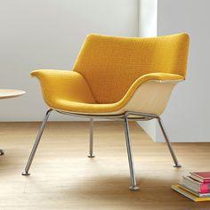 Herman Miller Swoop Plywood * Lounge Chair Option 1 - Twist Squash