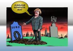 Alla faccia dell'Europa unita i nostri pensionati sono i piu' tartassati e i nostri lavoratori i meno pagati dell'eurozone. :: Laverita4