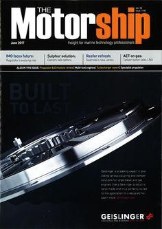The Motor ship (June 2017)