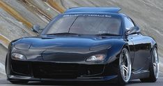 I so miss my 3rd generation 1994 RX-7 in Mica Blue - best car I ever owned - a virtual production racecar that pulled over 1G in the curves at Summit Point race track. | See more about Rx7, Mazda and Jdm.