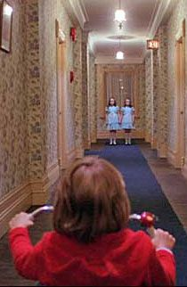 """Come play with us Danny. Forever and ever and ever..."" #Shining  (1980)"