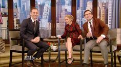 Tom Hiddleston Live Kelly 03 07 2017
