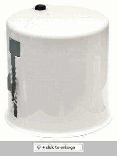 "75W Elco Lighting EL1499R-75A 4/"" Low Voltage Airtight Remodel Housing"