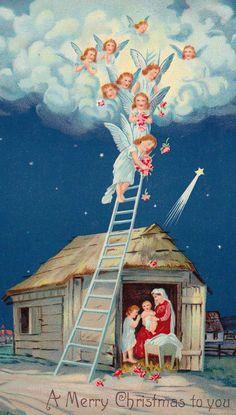 Merry Christmas - religious