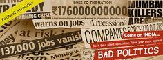 It is high time we end #badpolitics!