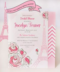 Haute Hostess Picks: Paris Bridal Shower // Hostess with the Mostess®