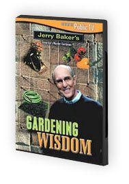 Jerry Baker, America's Master Gardener: Gardening Wisdom DVD