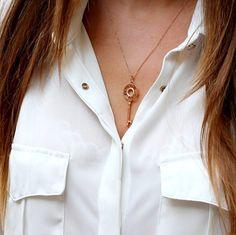 Fancy - Atlas Key Necklace by Tiffany & Co.