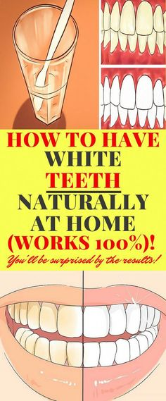 How To Have White Teeth Naturally At Home (Works – Herbal Medicine Book Medicine Book, Herbal Medicine, Natural Medicine, Stained Teeth, Best Oral, White Teeth, Oral Hygiene, Oral Health, Hair