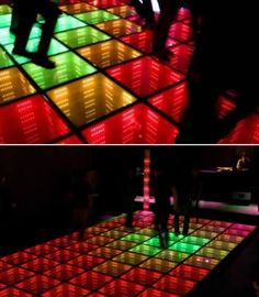 Club Watt is based in Rotterdam in the Netherlands and aims to use 50 per cent less waste and 30 per cent less energy than a typical club. As you dance, its appearance changes through the LED lighting embedded in the panels, which are made from recycled materials. Cool and creative.