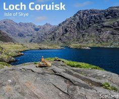 One of the best things to do on the Isle of Skye Scotland! How to enjoy an Elgol Boat Trip to Loch Coruisk at the foot of the magnificent Cuillin Mountains - Video + Photos + Tips to plan your visit Scotland Hiking, Skye Scotland, Ciel E, Places Ive Been, Places To Go, Photo Maps, Things To Do, Boat, Water