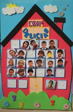 15 ideias de cartazes de chamadinha para a sala de aula - Educa Criança
