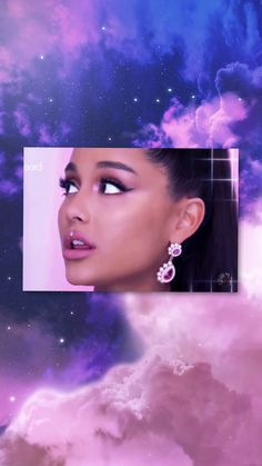 Ariana Grande Fotos, Ariana Grande Pictures, We Bare Bears Wallpapers, Ariana Grande Wallpaper, Bear Wallpaper, Celebrity Wallpapers, Purple Aesthetic, Agra, Aesthetic Wallpapers