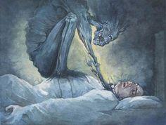 Certa vez Chico Xavier disse: Os espíritos obsessores, muitos deles, são altamente treinados na técnica de hipnotizar: quase sempre eles hipnotizam as suas vítimas quando elas se retiram do corpo no momento do sono. Por este motivo, muita gente acorda mal humorada e violenta. Se soubéssemos o que nos espera no além, não dormiríamos sem recorrer aos benefícios da prece. Os espíritos que são nossos desafetos nos espreitam; se não...