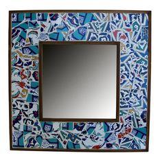 SEVGİLİ EVİM -   STEP SANAT  Aynalar   Mozaik-Çini Ayna   STEP SANAT